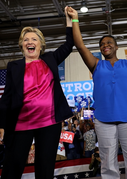 Clinton Gains in Battleground States, As Trump Ineptness Becomes Issue 20