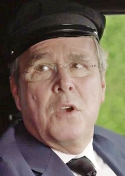 Jeb Bush Steals Emmy Awards: Hilarious Uber Skit Wins Rave Reviews 4