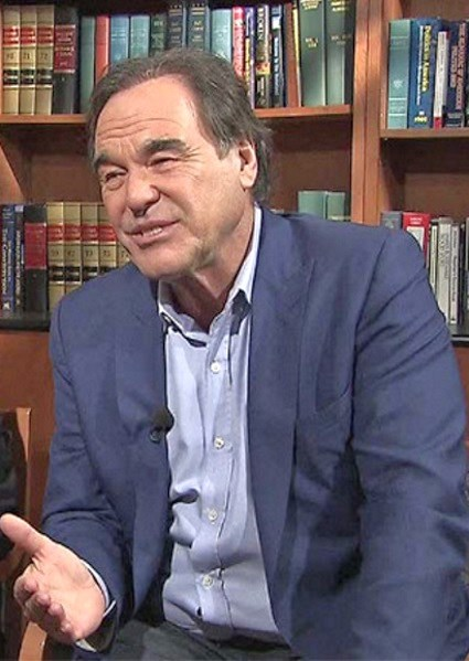 Liberal Director Oliver Stone: DNC Leak Was Inside Job, Not Russian Hack 12