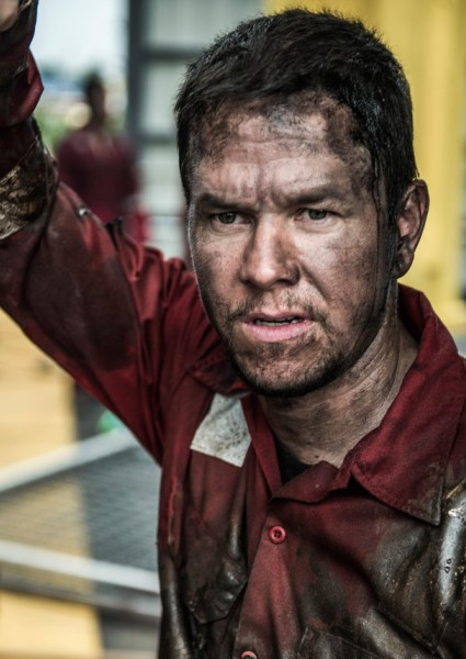Mark Wahlberg 'Deepwater Horizon' Causes Oil Company Blow Out (video) 6
