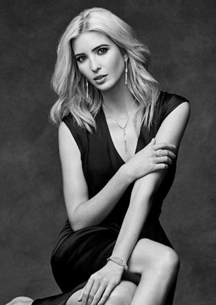 Donald Trump Sins Being Borne by Daughter Ivanka's Clothing Brand 12