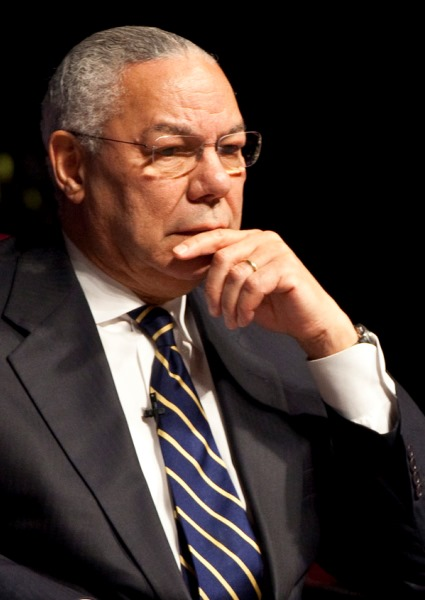 Colin Powell Endorses Hillary Clinton, Condemns Donald Trump in Speech 12