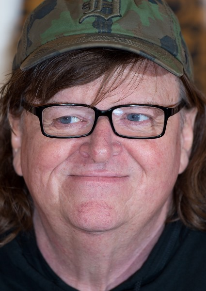 Michael Moore Changes His Tune; Now He Says Trump's Losing on Purpose 46