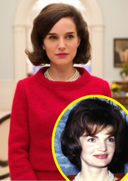 Natalie Portman Nails Jackie Kennedy; See 15 Other Jackie Actresses (trailer) 4