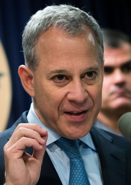 New York Attorney General Mobilizes to Battle Trump-Inspired Hate Crimes 16