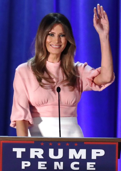 Melania Lied About Illegal Modeling; Donald in New Playboy Model Scandal 22