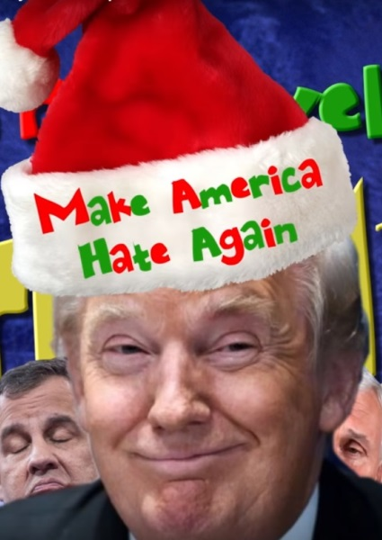 Donald Trump Saluted in Twelve Days of Christmas Spoof, Hilarious! (see!) 8