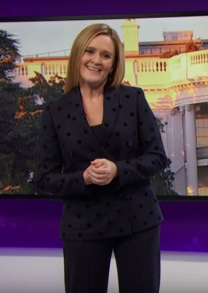 Samantha Bee Deconstructs Donald Trump's Voter Fraud Lies (watch!) 10