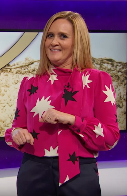 When It Rains, It Pours; Samantha Bee Riffs on Trump's Alleged Pee Play (see!) 2