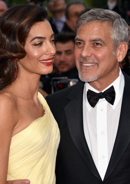 Did George, Amal Clooney Join Hollywood Designer Baby Trend? 10
