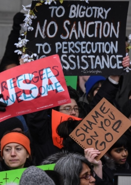 New York Joins Lawsuit to Block Trump Muslim Ban in the United States 13