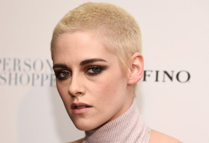Kristen Stewart unveiled a new, even more radical look at the Los Angeles debut of her new movie 'Personal Shopper.' Why did she do it? (Photo by Dimitrios Kambouris/GettyImages)