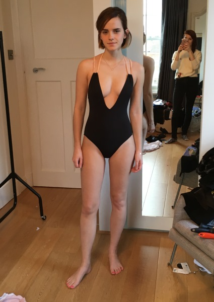 Emma Watson Dressing Room Photos Hacked, Posted Online; No Nudes 4