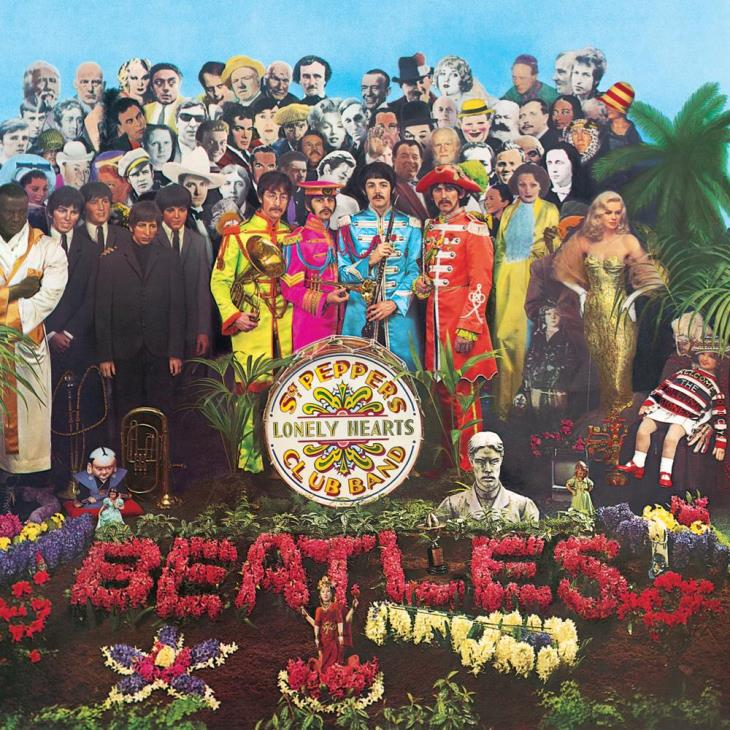 Sgt. Pepper's Lonely Hearts Club Band: Revisiting Beatles Classic 50 Years On 4