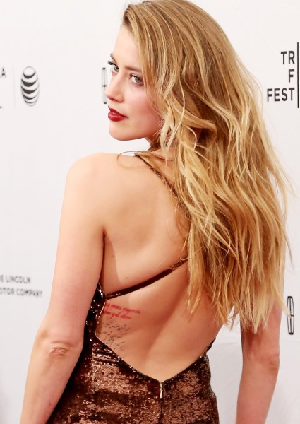 Amber Heard Lifts Curtain on 'Dark Underbelly' of Hollywood Nudity 16