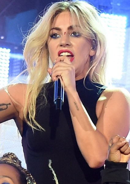 Lady Gaga Spews on Madonna Feud; Wants Face-to-Face With Material Girl 6