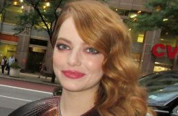 Emma Stone talks about gender fluidity in Hollywood. (Photo: Greg2600)