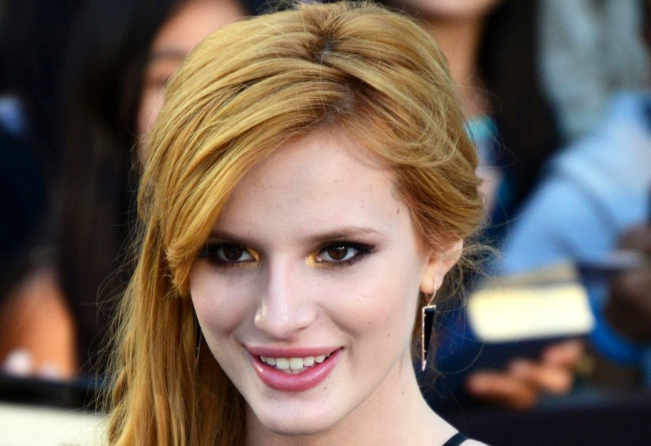 Bella Thorne dares to go without makeup in GQ Mexico and that's saying a lot. (Photo: