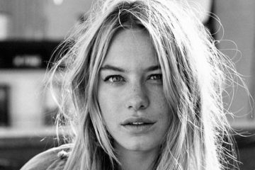 Camille Rowe, a French-American actress and model, is reportedly dating One Direction's Harry Styles. (Photo: IMDB)