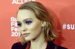 Lily Rose Depp (Johnny's Kid!) Is Carefree, Sexual in Vogue Russia (Video!) 2