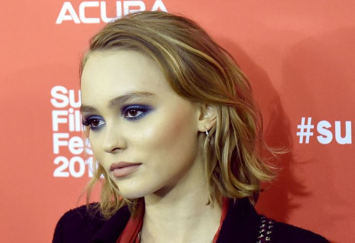 Lily Rose Depp (Johnny's Kid!) Is Carefree, Sexual in Vogue Russia (Video!) 1