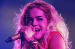Rita Ora Amps Up Sexual Energy for UK Music Mag's Power Issue (See!) 2