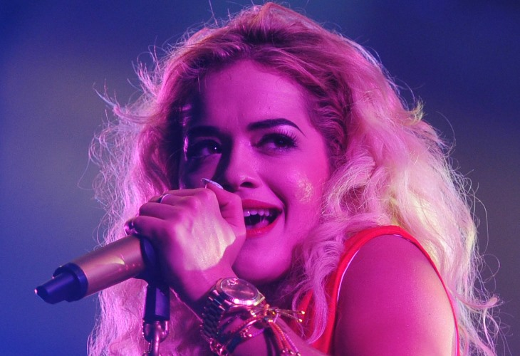 Rita Ora is a UK superstar, and is making inroads into the United States music scene.