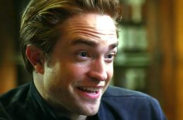 Robert Pattinson heads back to blockbuster franchise as Batman. (Photo: Today/ScreenCap)