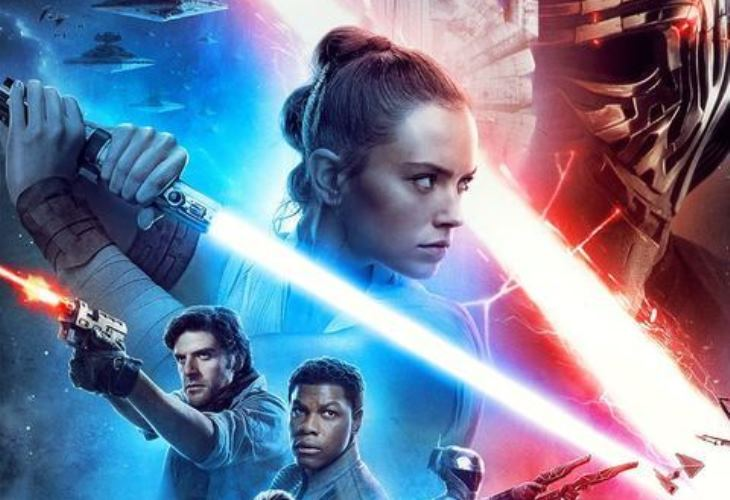 Star Wars the Rise of Skywalker is the last of the sequels.  (Photo: Lucas Films)