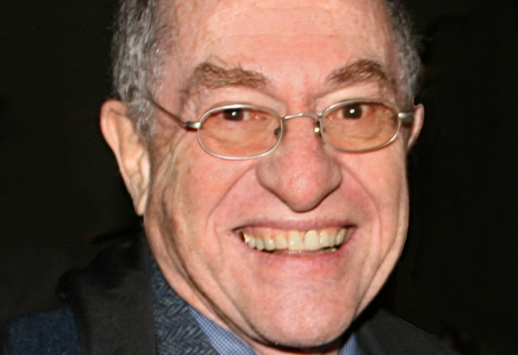 Alan Dershowitz underage sex civil suit is heating up. (Photo: