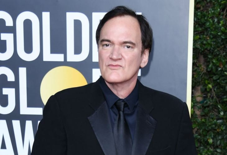 Quentin Tarantino unorthodox movie making captured three Golden Globes. (Photo: Bang ShowBiz)