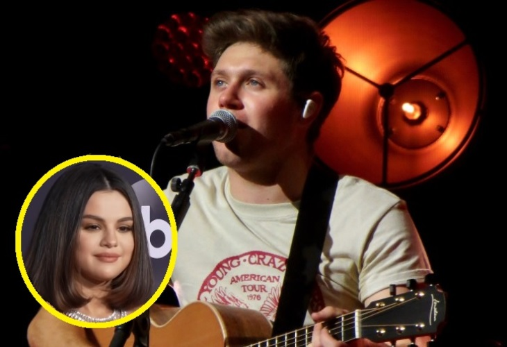One Direction singer gave Selena Gomez the 'just friends' treatment in a new interview. Photo: