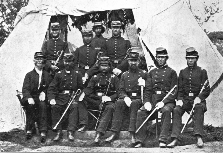 Michigan's 3rd Infantry Division during the Civil War. Trump wants to honor the traitors who fought against them.