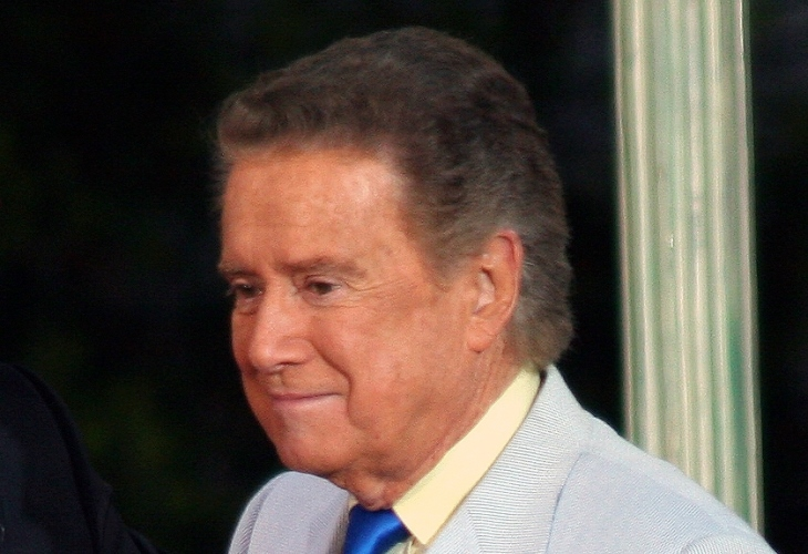 Regis Philbin, whose television career spanned six decades., is dead at 88. (Photo: