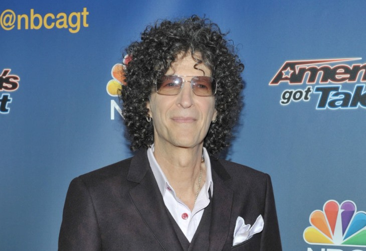 Howard Stern has some advice for long-term friend, Ellen DeGeneres... be a prick. (Photo: Bang ShowBiz)