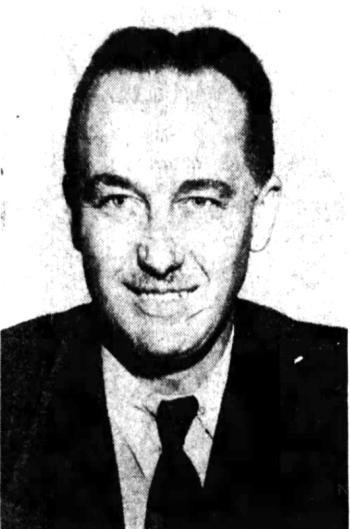 Fred Trump (circa 1950). He bailed out his son throughout his life. (Photo: Brooklyn Eagle)