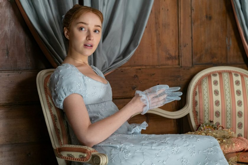 Phoebe Dynevor in Eye of Storm Over 'Bridgerton' Sex, But She's Cool With It 1