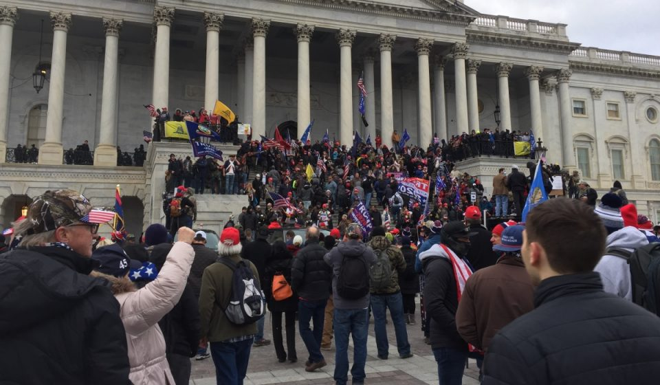Capitol Riot Began Before Jan 6; Violent Fox News, GOP  Rhetoric Hyped the 'Big Lie'