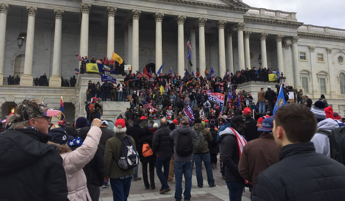 Capitol Riot Began Before Jan 6; Violent Fox News, GOP  Rhetoric Hyped the 'Big Lie' 2