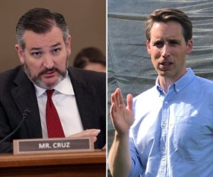 Blind Ambition: Hawley, Cruz Threw in With Trump Mob; Now Throw Them Out