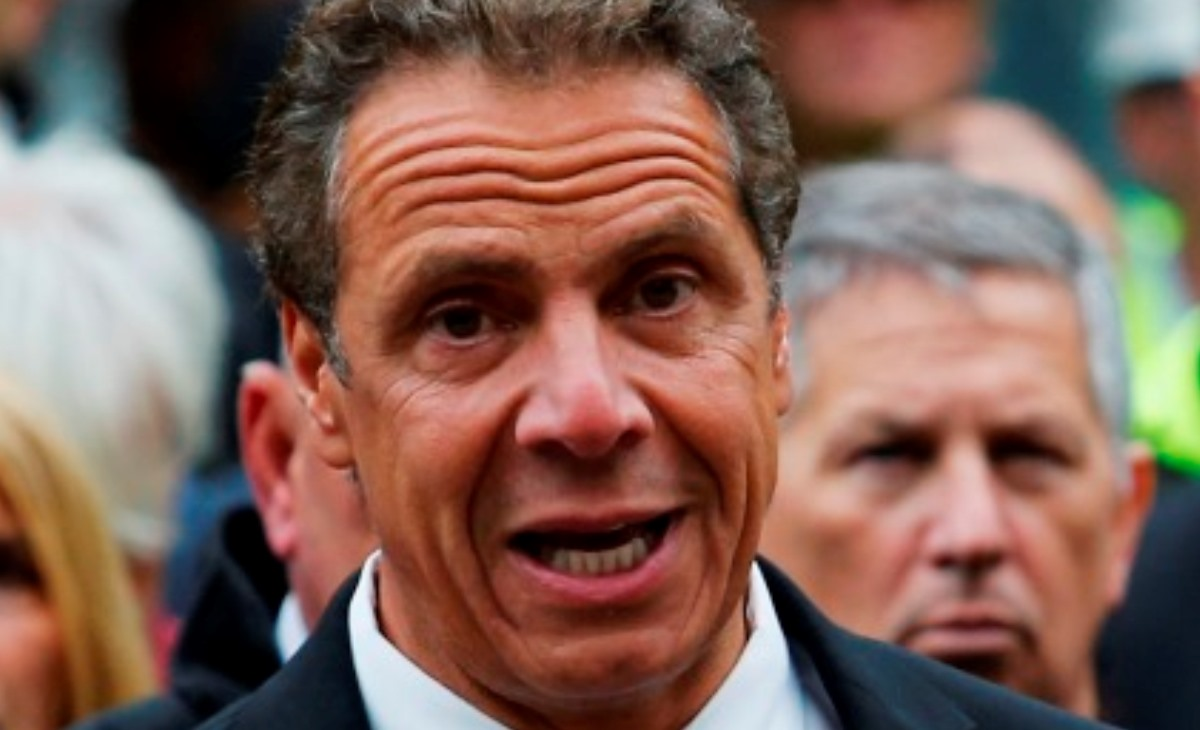 Gov. Andrew Cuomo has been hit over nursing home deaths in a new state report. (Photo: Getty)
