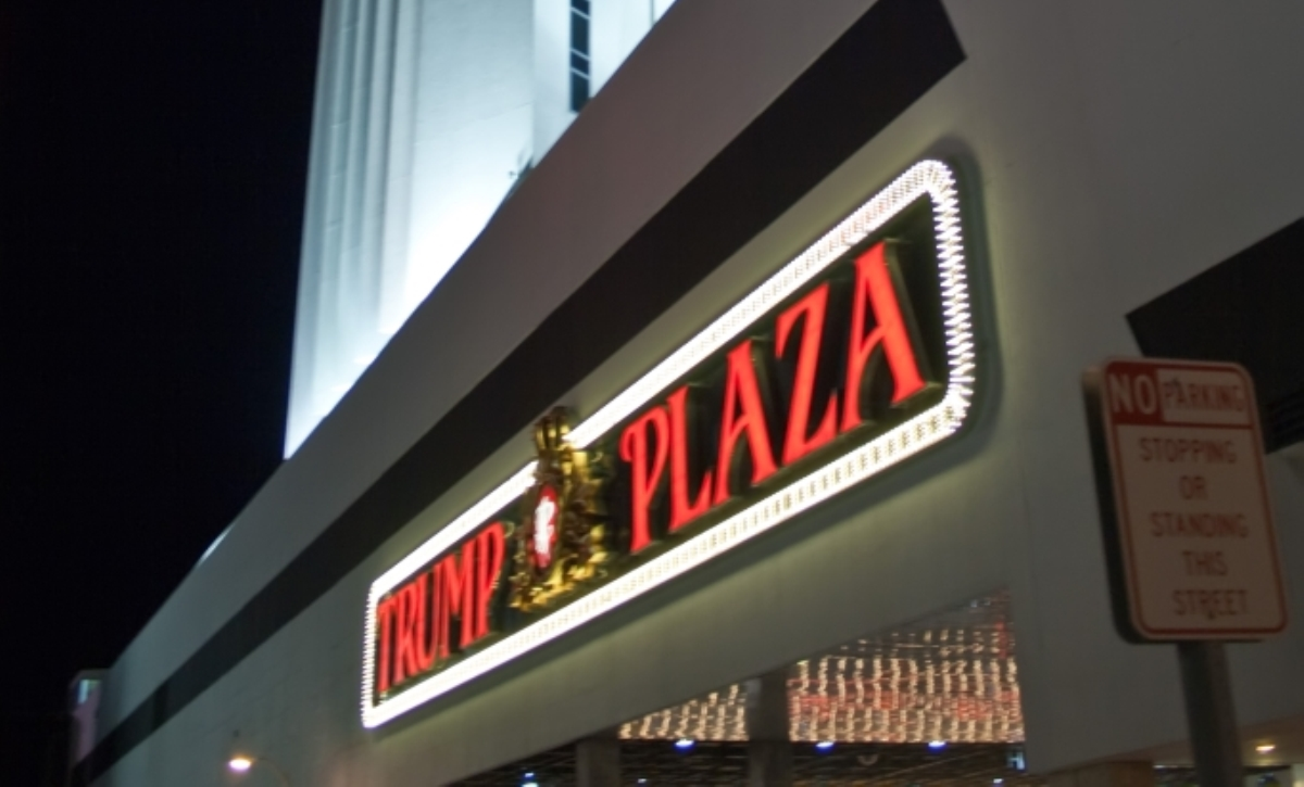 The Trump Plaza hotel and casino was a signature property. It will ceased to exist this week. (Photo: digitizedchaos)