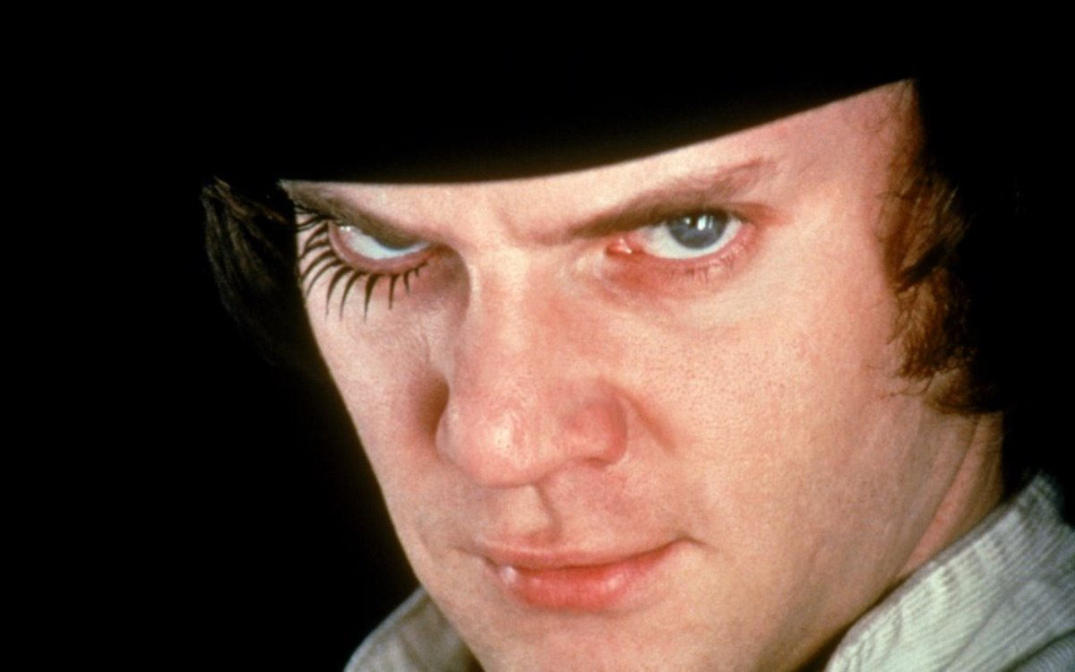 Malcolm McDowell, A Clockwork Orange