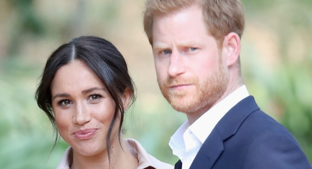 Prince Harry and Megan exposed the monarchy in an Oprah Winfrey interview. (Photo: Bang ShowBiz)