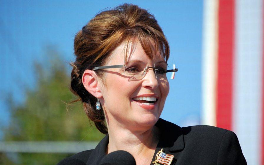 Sarah Palin advises to wear a mask, contrary to Fox News pundits. (Photo: )
