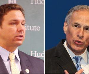 COVID-19 Swamps Texas, Florida; Govs. Abbott, DeSantis Must Resign Now