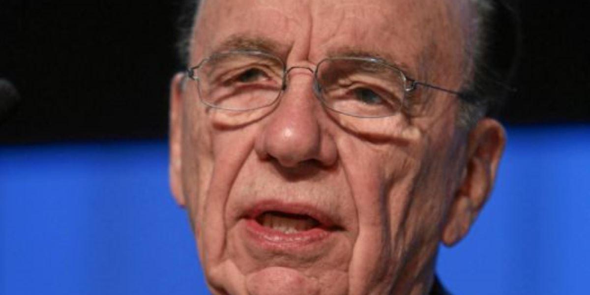 Media Baron Rupert Murdoch wields power without responsibility. (Photo: World Economic Forum)