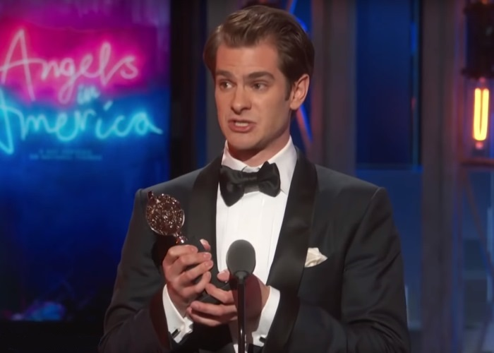 Andrew Garfield Moving LGBTQ Speech, 'The Band's Visit' Top Tony Awards (Video) 4