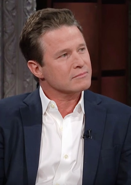 Billy Bush Rips Trump Over Pussy Grab Tape on Stephen Colbert (Watch!) 2