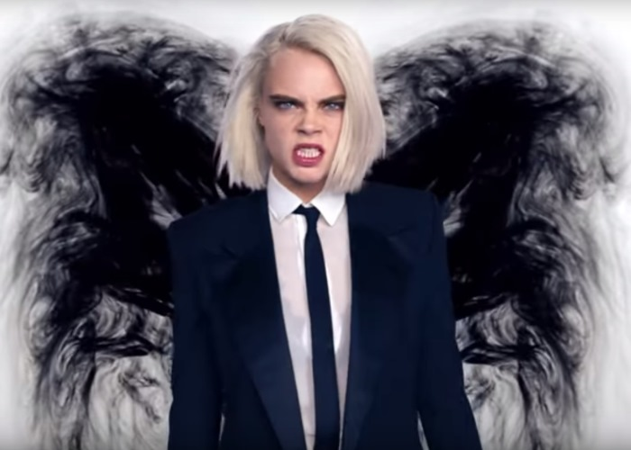 Cara Delevingne Gets Down With the Blues in New Music Video (See!) 6